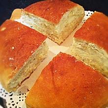 """现在很流行的""""奶酪包""""#东菱魔法云面包机#"""