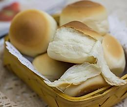 软如云的波兰种牛奶拉丝面包(一发)的做法