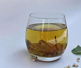 祛痘蒲公英薏仁茶的做法