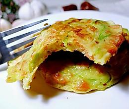 西葫芦鸡蛋小饼的做法