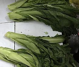 酸菜(广西)的做法