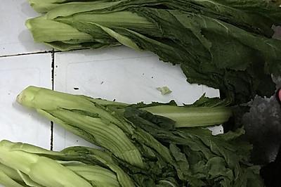 酸菜(广西)