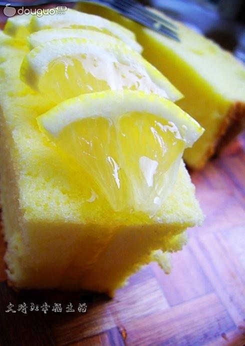 香柠蛋糕的做法