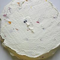 水果奶油裱花蛋糕(八寸超详细版)#豆果5周年#的做法图解24