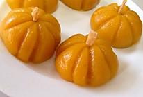 健康小点心:南瓜做的南瓜饼~的做法
