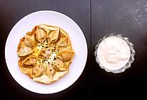 蛋包煎饺的做法