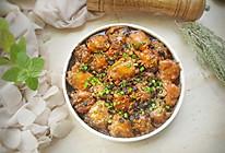 蒜香豆豉蒸鸡翅#相聚组个局#的做法