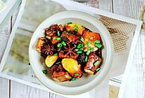 #福气年夜菜#不放一滴油~又香又入味土豆焖排骨的做法