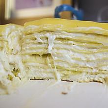 重口味de榴莲千层蛋糕