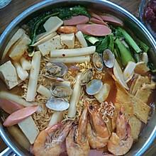 韩式年糕火锅
