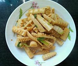 清炒竹笋的做法