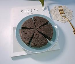 #快手又营养,我家的冬日必备菜品#黑米糕的做法