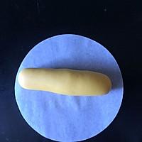 #花10分钟,做一道菜!#香蕉卡通包♥22克萌系香蕉家族♥的做法图解2