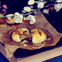 老婆饼#美的烤箱#