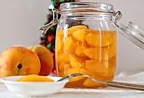 #美食新势力#别再买N添加的黄桃罐头了,自己做的更放心的做法