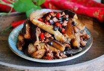 豆豉肉末茄子的做法