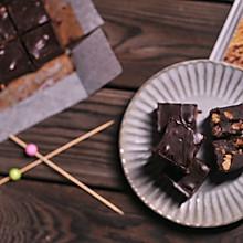 坚果蔓越莓巧克力