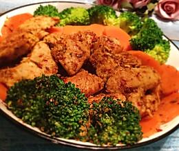 #多力金牌大厨带回家-上海站#香煎鸡胸肉的做法