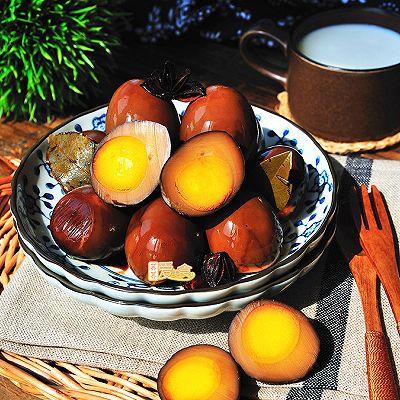 端午节——小窍门速成美味乡巴佬卤蛋