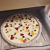 酸奶水果薄脆/炒酸奶的做法图解6