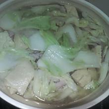 砂锅窜白肉