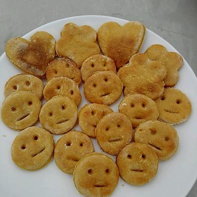 笑脸小饼干(无油无糖版)