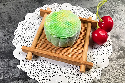 预热月饼季——冰皮月饼