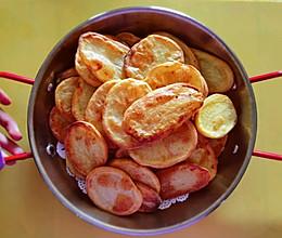 快手烤箱美食...吃不够的土豆片子的做法
