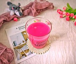 粉红佳人|自制柠檬汁饮品的做法