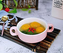 彩色豆沙馅汤圆#精品菜谱挑战赛#的做法