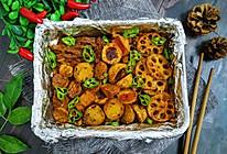 烤箱版烧烤的做法