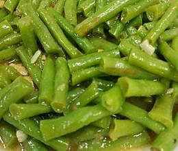 豆酱焖长豆角的做法