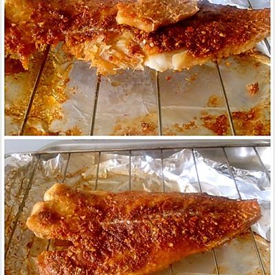 烤箱版烤鳕鱼