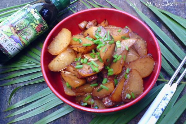 之五花肉焖白萝卜#菁选酱油试用#的做法