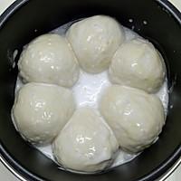泡椰浆的奶油餐包的做法图解7