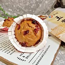 新年蒸糕~玉米红糖发糕#年味十足的中式面点#