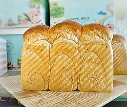 全麦吐司面包的做法