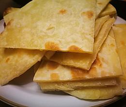 家常椒盐烙饼 酥脆可口的做法
