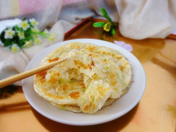 油酥葱油饼的做法