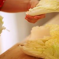 迷迭香:白菜豆腐卷的做法图解2