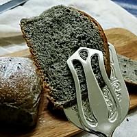 黑芝麻糊软面包的做法图解7