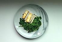 春季清肝食疗:花式炒枸杞芽的做法