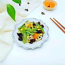 荷塘月色小炒#每道菜都是一台食光机#