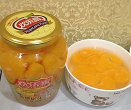 桔子罐头的做法