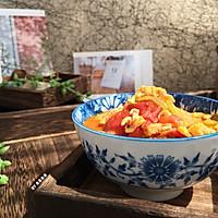 番茄丝瓜蛋汤的做法图解9