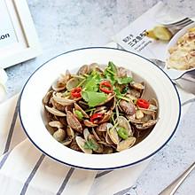 【香辣爆炒花甲】#快手又营养,我家的冬日必备菜品#