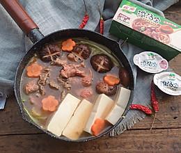 红烧牛肉火锅的做法