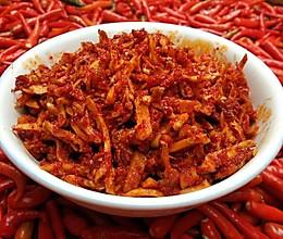 香辣萝卜干(腌制)的做法