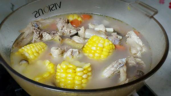 月子餐之鸡汤的做法