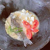 #白色情人节限定美味#鲫鱼豆腐汤的做法图解6